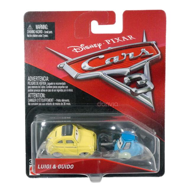 Disney Pixar Cars 3 Luigi & Guido Die-Cast Vehicle