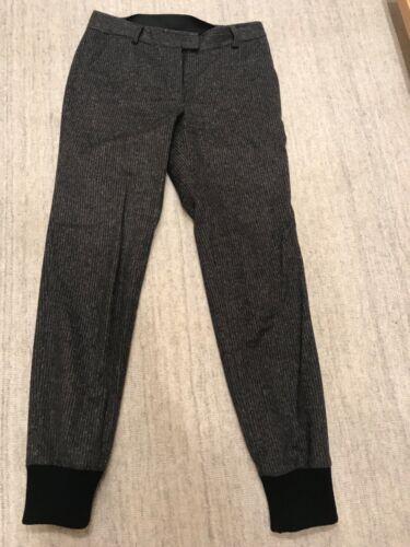 veronica beard tweed jogger pants