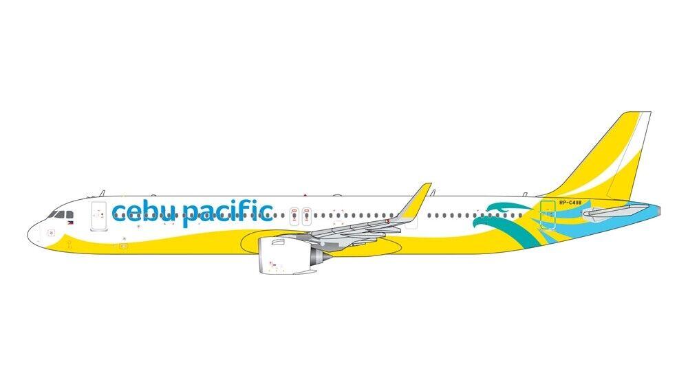 venta caliente en línea Gemini Jets Cebu Pacific Airbus A321NEO 1 200 200 200 Fundido a Troquel CEB2321 pre-order  nuevo listado