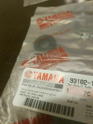 Genuine Yamaha Shift Shaft Oil Seal R1 R6 R6S FZ1 FZ-1 FJR1300 DT80 PW80 TTR50E
