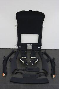 Original-Audi-A8-4H-Formhimmel-4H0867505H-Himmel-schwarz-EU4-Saeulenverkleidungen