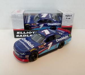 NASCAR 2017 ELLIOTT SADLER ONE MAIN FINANCIAL 1 64 CAR