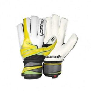 Reusch-Argos-Q1-Guanti-da-Portiere-Gr-8-5-Goal-Keeper-Guanti-Nuovo