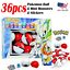 NEW-36pcs-Pokemon-Ball-with-Anime-Mini-Pocket-Action-Figure-Monsters-Game-Toys thumbnail 1