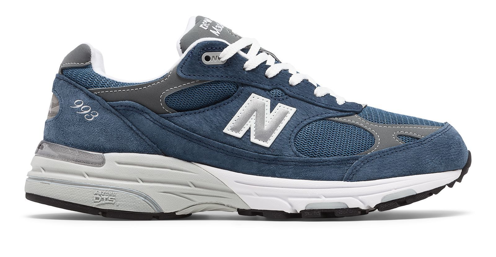 New Balance Men's Classic 993 Running Shoes Blue