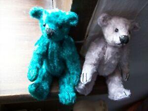 Bears Ooak Miniature Artists Bear.