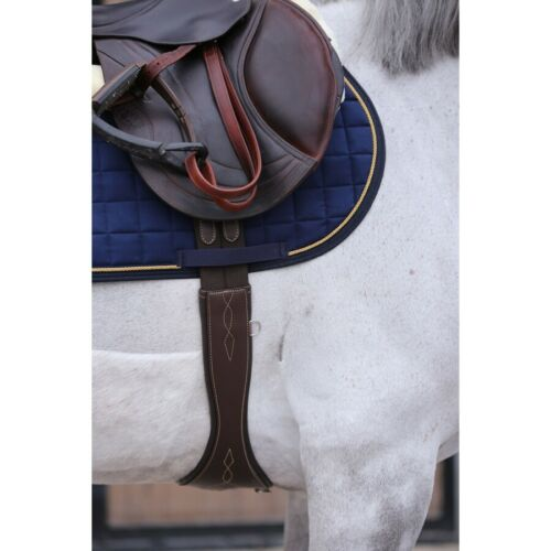 Kentucky Horsewear Langgurt anatomisch Fellimitat Elastik