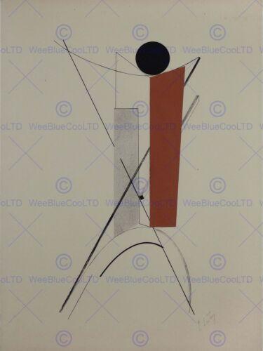 PAINTING LAZAR EL LISSITZKY KESTNERMAPPE PROUN ROB LEVNIS ART PRINT HP2369
