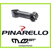 Bike Stem Pinarello Tiger Ultra Aero 3k Matt Black Carbon 2017