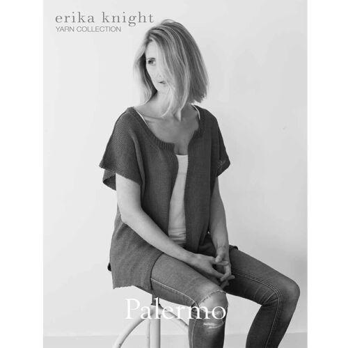 Studio lin Erika Knight Femmes Cardigan Tricot Motif Palermo in DK