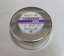 Fomapan 400 Black & White Film 135mm x 30.5m Film