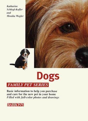 Dogs by Monika Wegler; Katharina Schlegl-Kofler