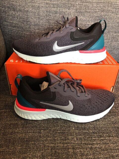 polilla Teleférico bancarrota  Nike Womens Odyssey React Running Shoe Thunder Grey Black Size 7 Retail for  sale online | eBay