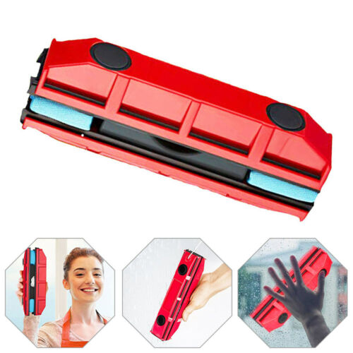 Double Sided Window Cleaner Magnetic Brushes Glass Wiper Clean For Glazed Window