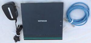Netgear R6100 AC1200 Dual Band Wireless Router 2 4GHZ 5 0GHZ