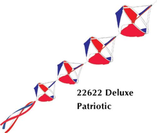 "Spinnies Windsock 11/"" Delux Patriotic ..12...PR 22622"