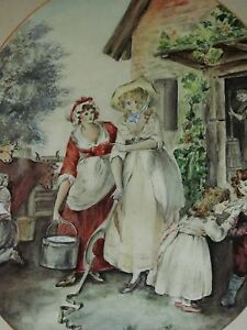 Image result for images of milkmaids