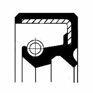 Wellendichtring Kurbelwelle Corteco 12011164B