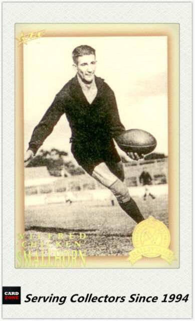 2007 Select AFL Hall Of Fame Series 3 HOF Card HF170 Wilfred 'Chicken' Smallhorn