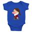 Infant-Baby-Rib-Bodysuit-Jumpsuit-Romper-Babysuit-Clothes-Seven-Dwarfs-Grumpy thumbnail 6