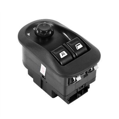 Botonera Elevalunas Para Peugeot 206 / 207 / 306 / Citroen Y Fiat Completa