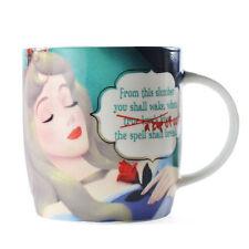 SLEEPING BEAUTY SLUMBER MUG CERAMIC TEA COFFEE CUP RETRO VINTAGE DISNEY FILM