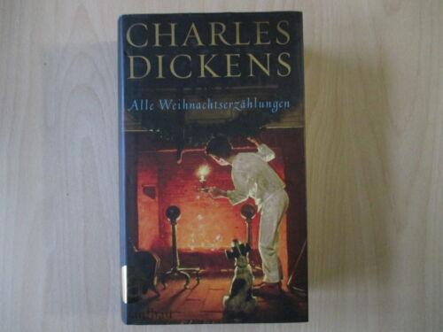 1 von 1 - Charles Dickens - Alle Weihnachtserzählungen - Aufbau - HC - (9527)
