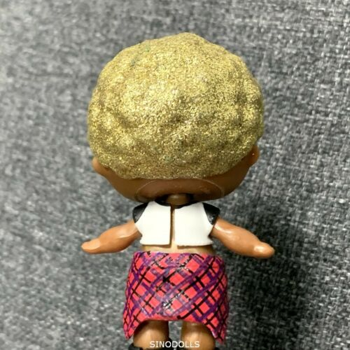 In Punk boi boy dress outfit REAL LOL SURPRISE King Bee BOY SERIES DOLL TOYS