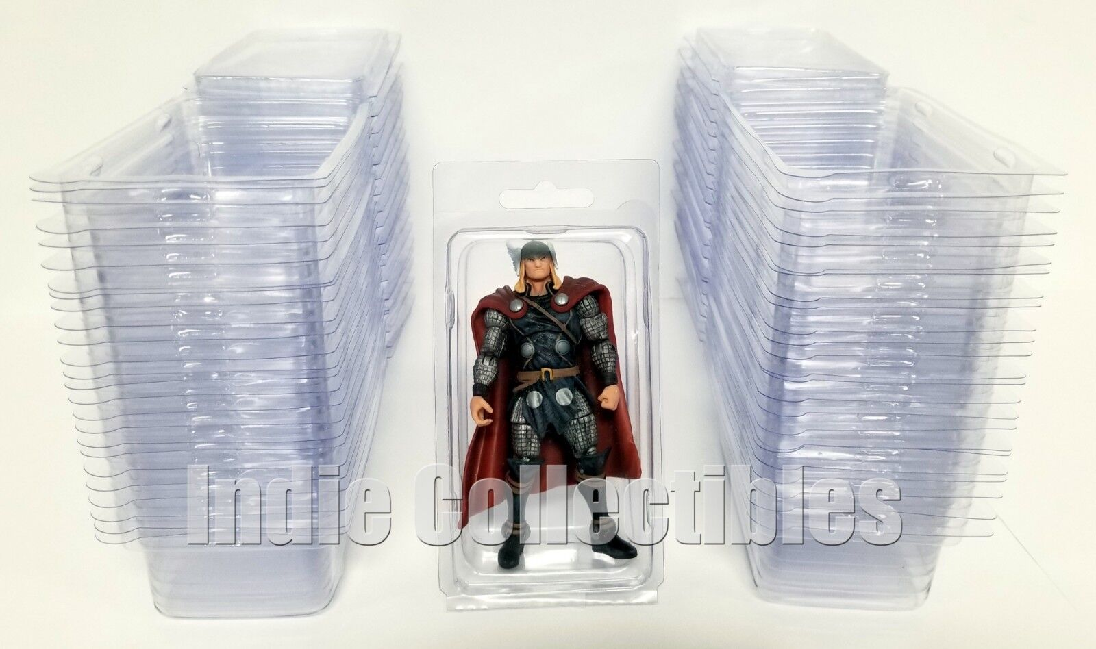 Marvel - dc - universum blister fall los 50 actionfigur schtzende klapp - medium