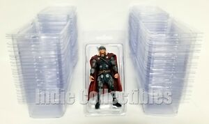 Marvel Dc Universe Blister Lot Lot 50 Figurine De Protection Coquille Moyenne