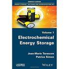 Electrochemical Energy Storage by Jean-Marie Tarascon, Patrice Simon (Paperback, 2015)