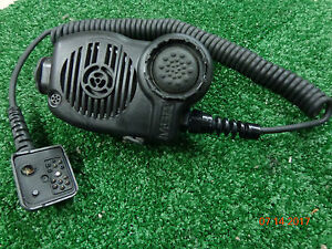 MSA-FIRE-Duty-wear-interface-Box-with-PTT-for-GE-Ma-com-MRK-Radio-100255558
