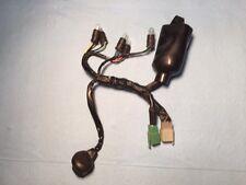 HONDA XR650L XR650 XR 650L OEM  WIRING CLUSTER  HARNESS  LOOM  INSTRUMENTATION