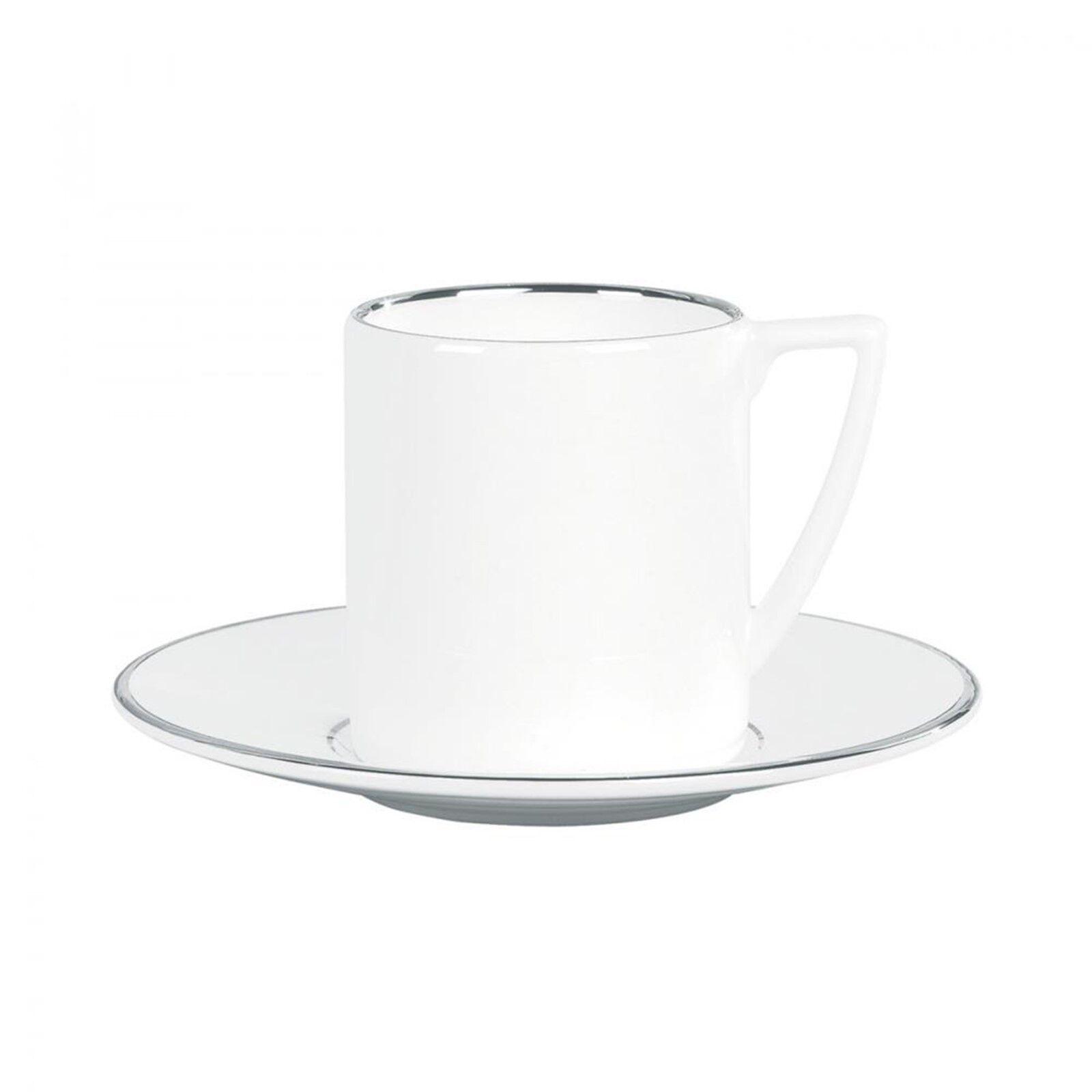 2-Wedgwood Jasper Tazza caffè - servizio 6 pezzi