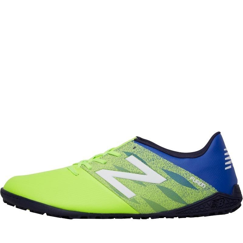 New Balance Furon Dispatch TF Astro Trainers, Fluro Yellow, BNIB