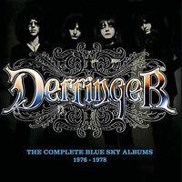 Derringer - Complete Blue Sky Albums 1976-1978 [new Cd] Uk - Import on Sale
