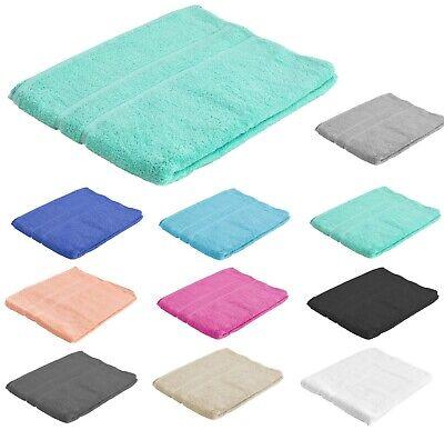 Frottee Handtücher Set Zur Wahl 500g/m² 100% Baumwolle Handtuch Tlg Premium Reine WeißE