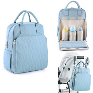 Baby Nappy Diaper Changing Mummy Bag Large Capacity Hospital Maternity Backpack