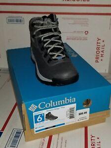 a22c074c7e0 Details about $89.99 New Columbia Women's Newton Ridge Plus Waterproof  Hiking Boot Sz 6.5 US