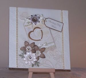 Wedding-Vintage-rustic-handcrafted-card-With-verse