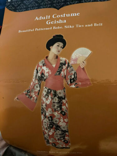 Adult Geisha Costume Medium