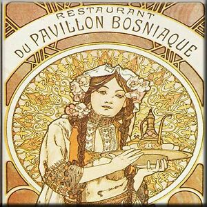 Art-Nouveau-Alphonse-Mucha-Illustration-Ceramic-wall-Tile-4-25-034-X-4