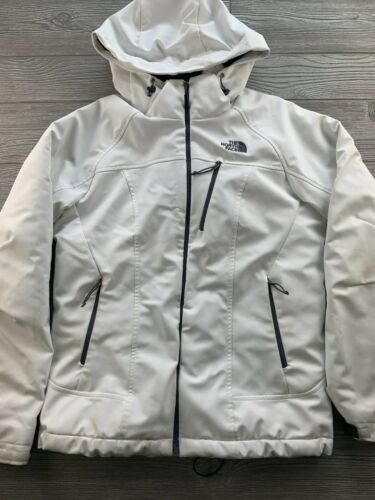 The North Face Womens Creme Off White HyVent Hood