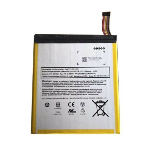 "NEW GENUINE 3830mAH Battery Amazon Kindle HD 10 SR87CV 5th Gen 10.1/"" 2015 ST10"