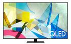 "Samsung Q80T QN55Q80TAFXZA 55"" QLED 4K Smart TV - Titan Black"