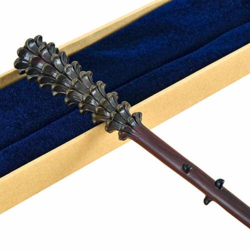 Fred Weasley Baguette Magique Harry Potter Magique Baguette en Métal Core cosplaying Outils