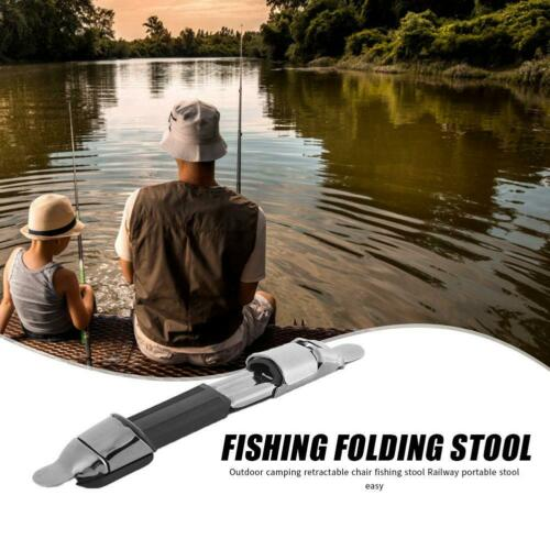Stainless Steel Fishing Reel Seat Holders Fishing Wheel Pole Stands Clamp