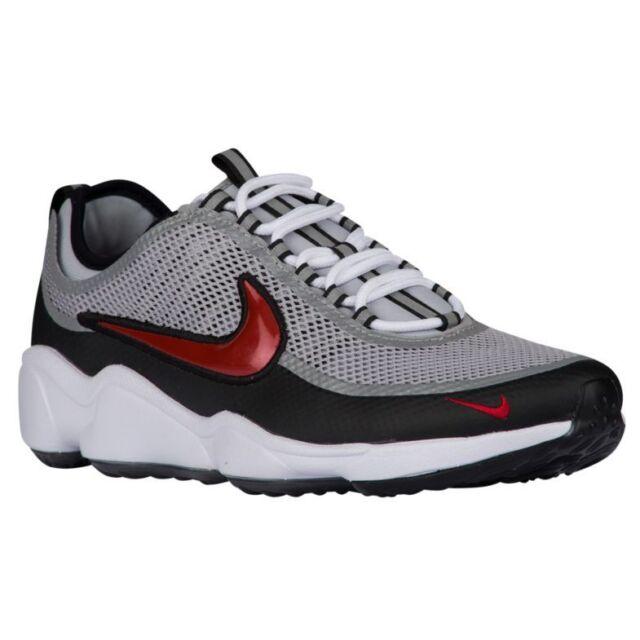 7cc362c9e425 Nike Air Zoom Spiridon Ultra 2017 Metallic Silver Desert Red 876267 ...