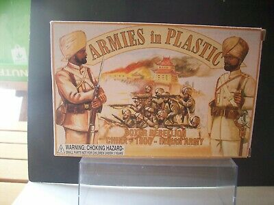 Armies In Plastic Boxer Rebellion Indian Army Ultima Moda