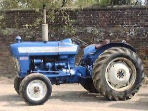 Ford Tractors Shop Service Repair Manual 3500 3550 4400 border=